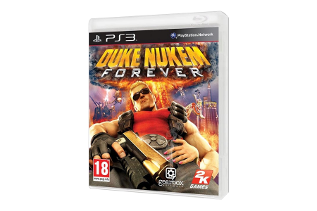 Duke Nukem Forever для PlayStation 3