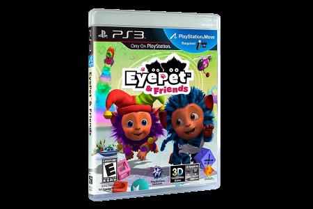 EyePet & Friends для PlayStation 3