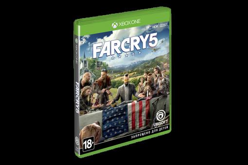 Диск с игрой Far Cry 5 для xBox One