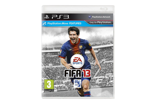Диск с игрой FIFA 13