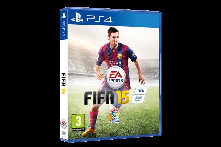 FIFA 15 для PlayStation 4