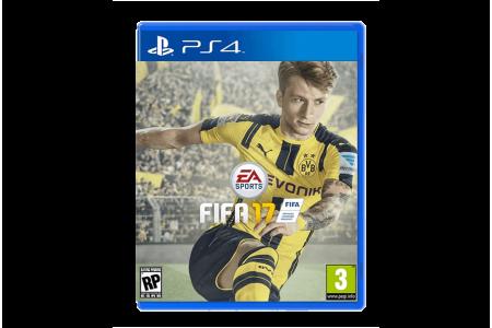 FIFA 17 для PlayStation 4