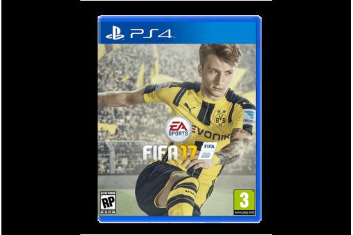 Диск с игрой FIFA 17