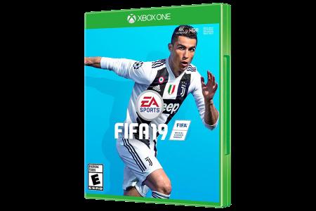 FIFA 19 для xBox One