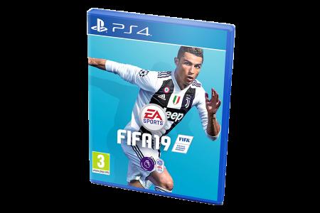 FIFA 19 для PlayStation 4