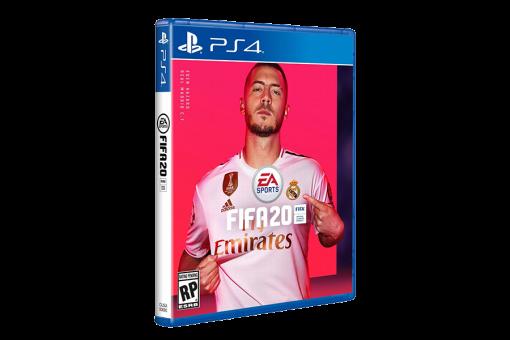 Диск с игрой FIFA 20
