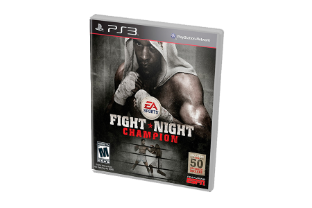 Fight Night Champion для PlayStation 3