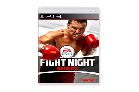 Fight Night Round 3 для PlayStation 3