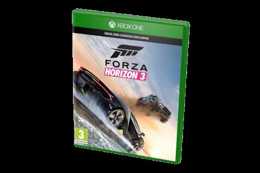 Диск с игрой Forza Horizon 3