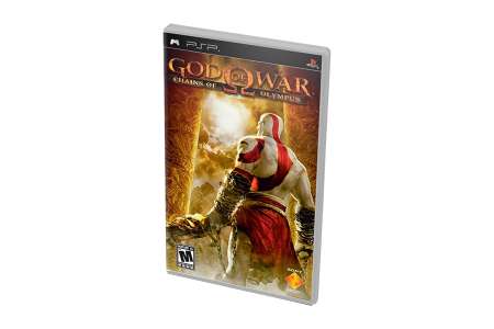 God of War: Chains of Olympus для PSP