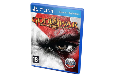 God of War III для PlayStation 4