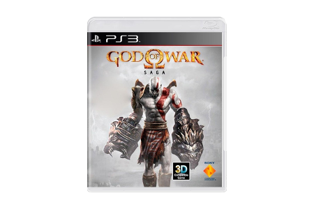 God of War. Saga для PlayStation 3