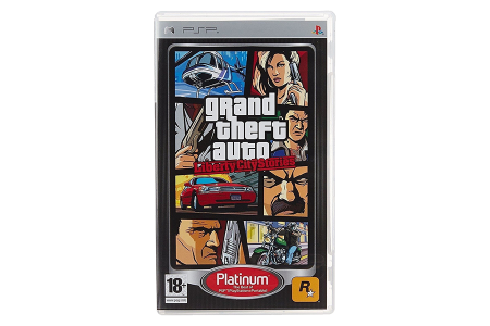 Grand Theft Auto: Liberty City Stories для PSP