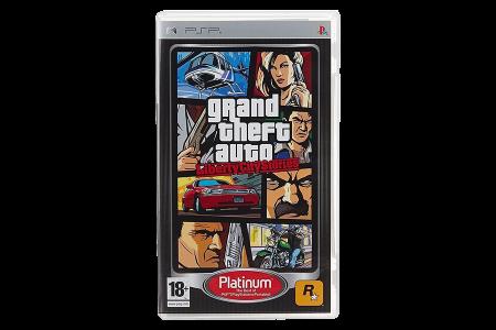Grand Theft Auto: Liberty City Stories для PSP