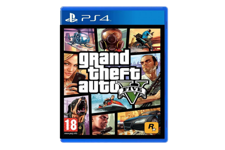 Grand Theft Auto V для PlayStation 4