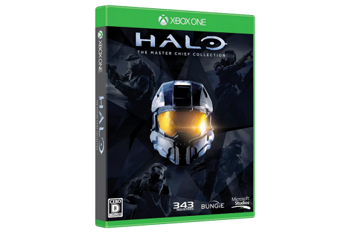 Диск с игрой Halo: The Master Chief Collection