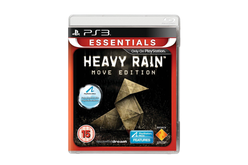 Диск с игрой Heavy Rain