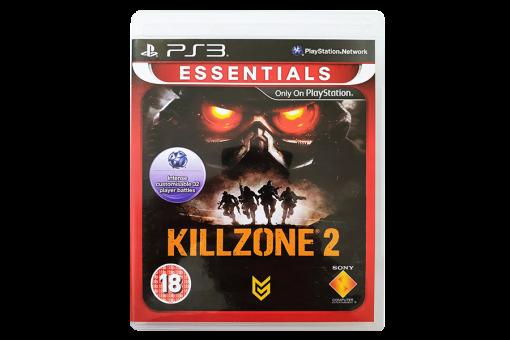 Диск с игрой Killzone 2