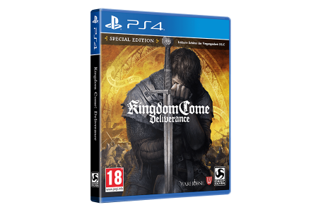 Kingdom Come: Deliverance для PlayStation 4