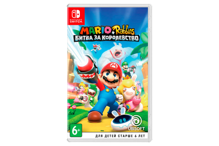 Mario + Rabbids Kingdom Battle для Nintendo Switch