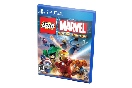 Lego Marvel Super Heroes 2 для PlayStation 4