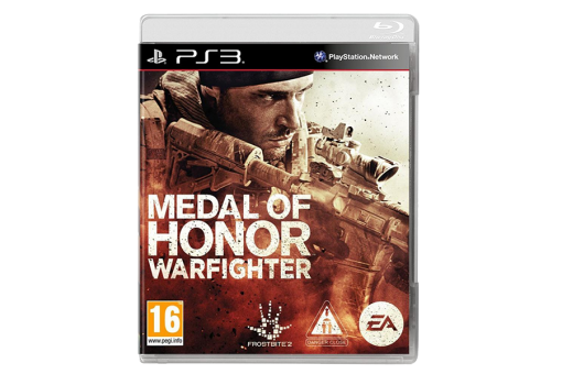 Диск с игрой Medal of Honor: Warfighter