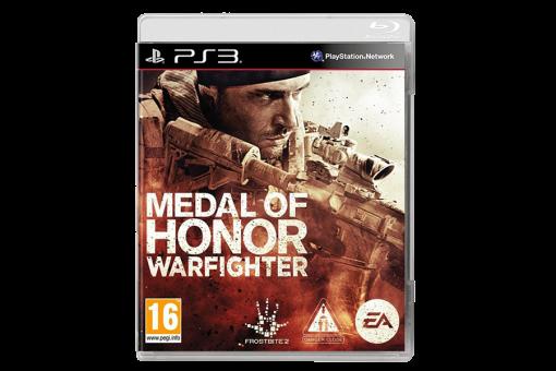 Диск с игрой Medal of Honor: Warfighter