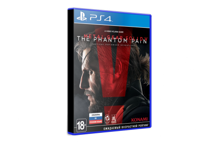 Metal Gear Solid V: The Phantom Pain для PlayStation 4