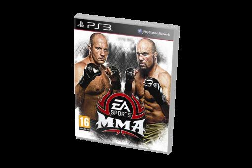 Диск с игрой EA Sports MMA