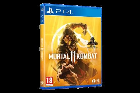 Mortal Kombat 11 для PlayStation 4