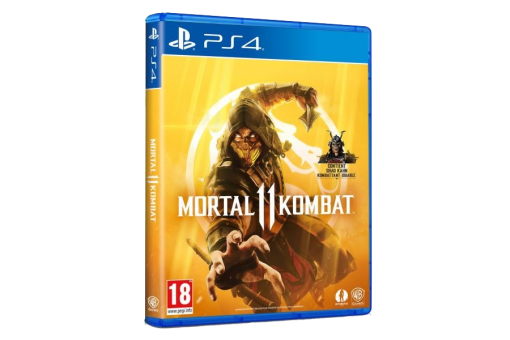 Картридж Б/У Mortal Kombat 11 для PlayStation 4