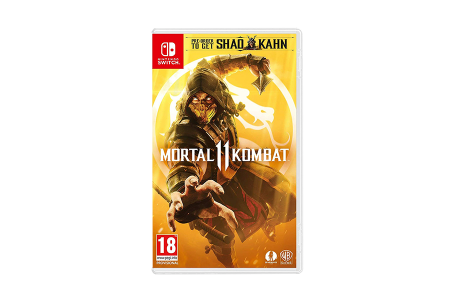 Mortal Kombat 11 для Nintendo Switch