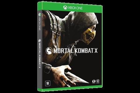 Mortal Kombat X для xBox One