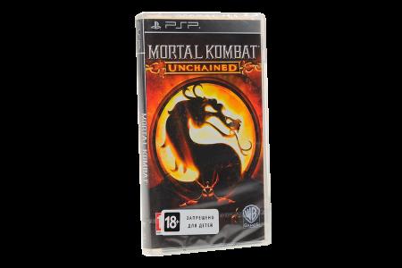 Mortal Kombat: Unchained для PSP