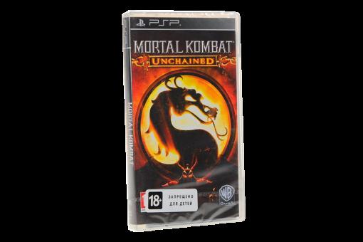 Диск с игрой Mortal Kombat: Unchained