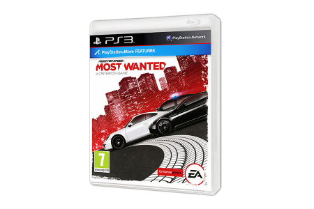 Need for Speed: Most Wanted для PlayStation 3