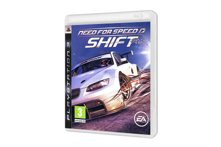 Need for Speed: Shift для PlayStation 3