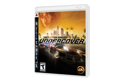 Диск с игрой Need for Speed: Undercover