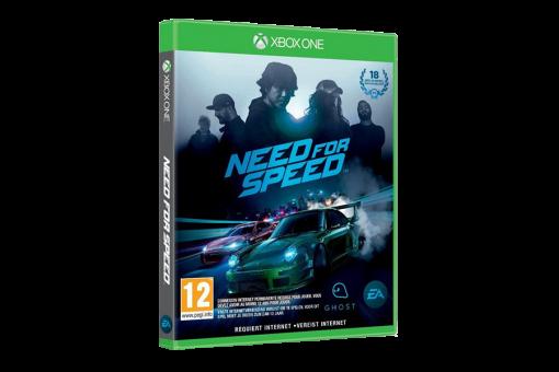 Диск с игрой Need for Speed для xBox One