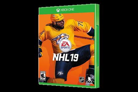NHL 19 для xBox One