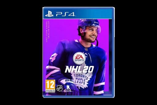 Диск с игрой NHL 20