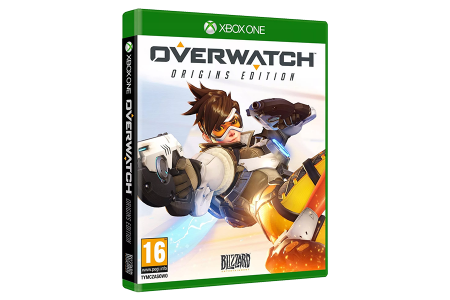 Overwatch для xBox One