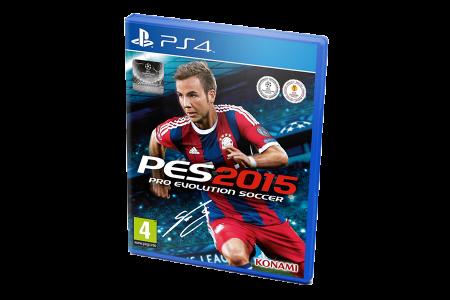 Pro Evolution Soccer 2015 для PlayStation 4