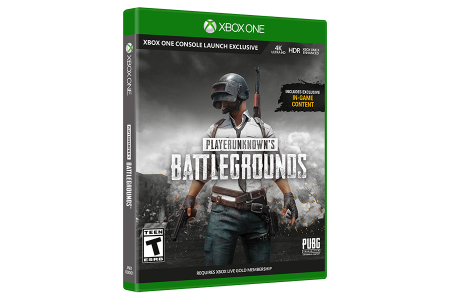 PlayerUnknown's Battlegrounds для xBox One