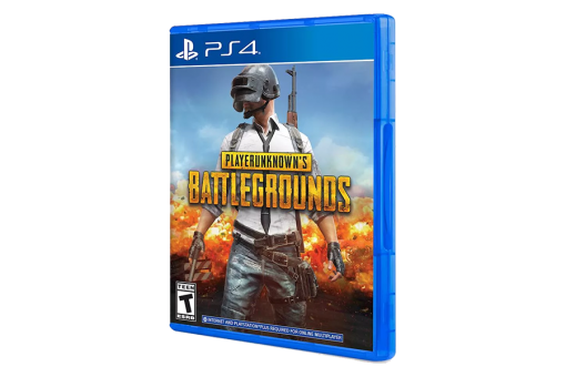 Диск с игрой PlayerUnknown's Battlegrounds для Sony PlayStation 4