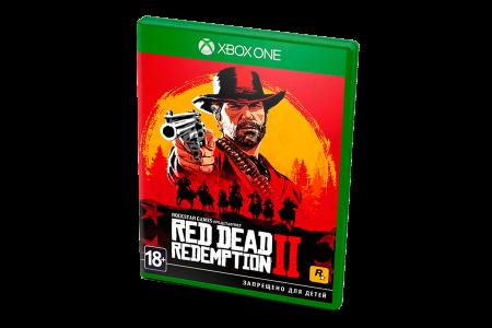Red Dead Redemption 2 для xBox One