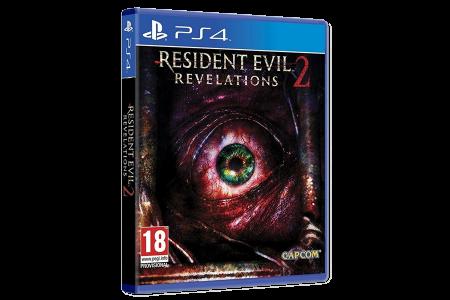 Resident Evil: Revelations 2 для PlayStation 4