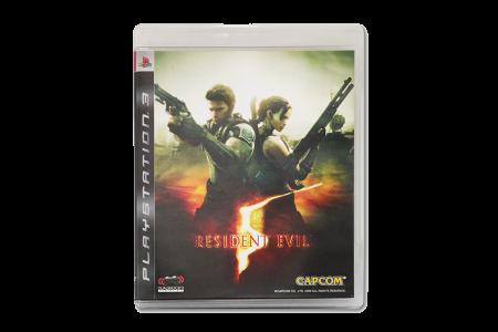 Resident Evil 5 для PlayStation 3