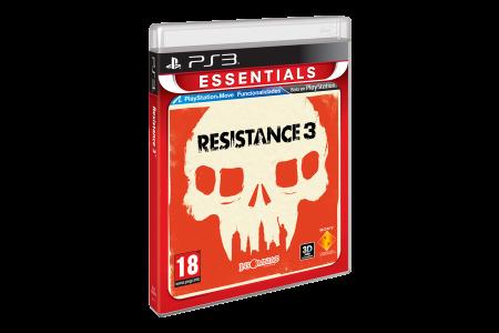 Resistance 3 для PlayStation 3