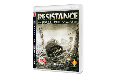 Resistance: Fall of Man для PlayStation 3